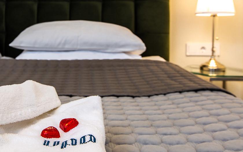 Nakvynė  (UPA viešbutyje Medea SPA)