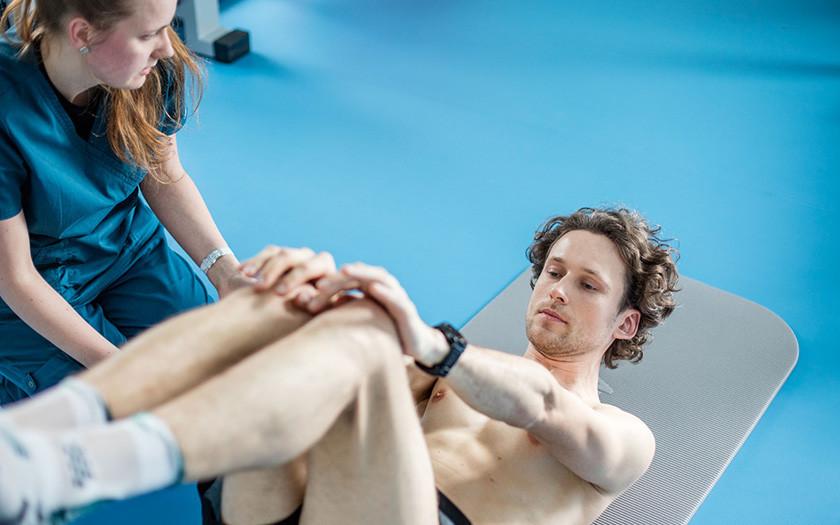 Diagnostikos ir reabilitacijos programa